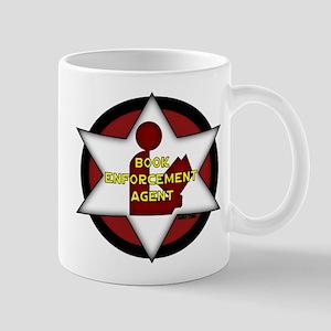 Book Enforcement Agent Mug