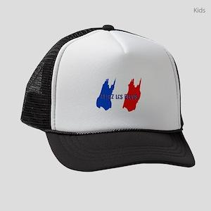 Go France Kids Trucker hat