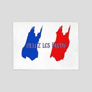 Go France 5'x7'Area Rug