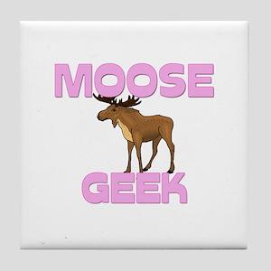 Moose Geek Tile Coaster