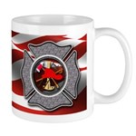 American Firefighter Mug