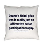Obama's Participation Trophy Everyday Pillow
