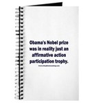 Obama's Participation Trophy Journal