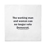 No more Democrat Queen Duvet