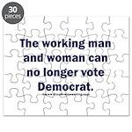No more Democrat Puzzle