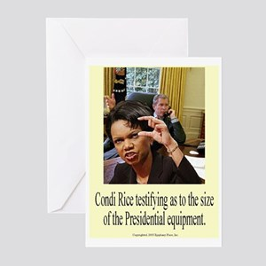 Presidential Equipment Note Cards (Package of