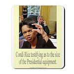 Presidential Equipment Mousepad