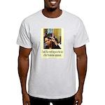 Presidential Equipment  Ash Grey T-Shirt