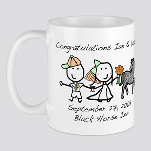 Wedding - Ian & Lisa Mug