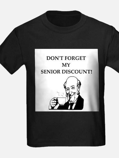retiree senior citizen T