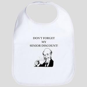 retiree senior citizen Bib