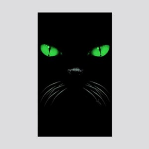 Boo - Emerald Rectangle Sticker