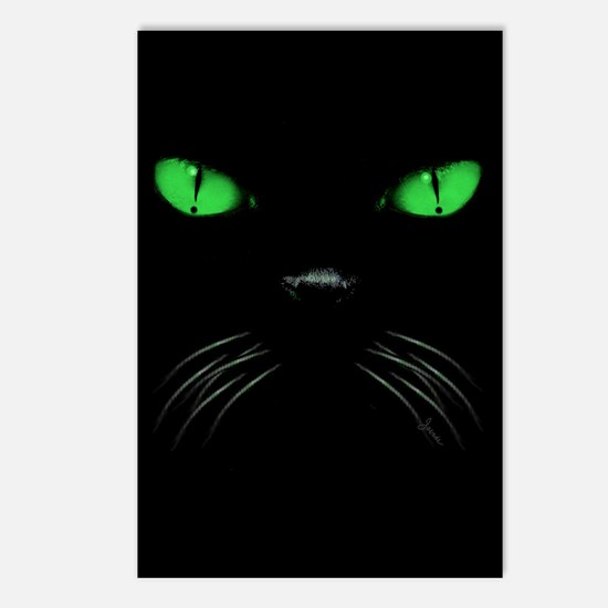 Boo - Emerald Postcards (Package of 8)