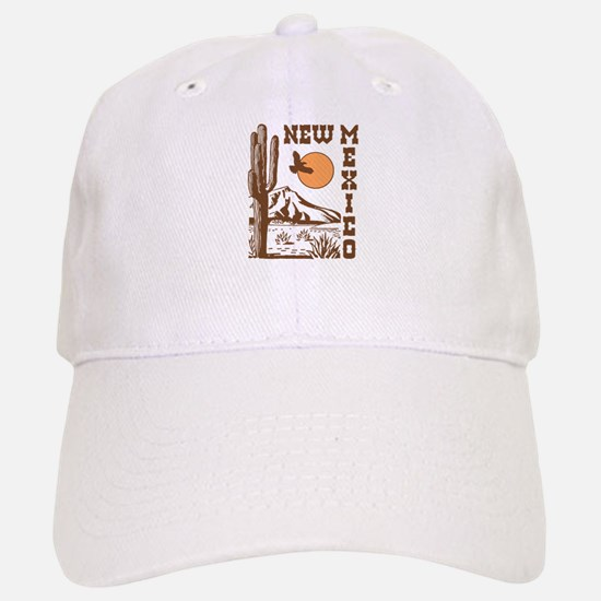 New Mexico Baseball Baseball Cap