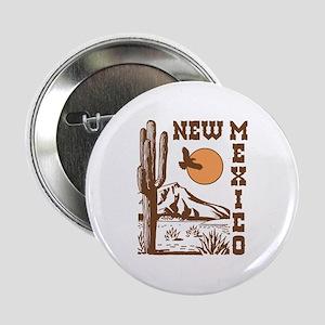 """New Mexico 2.25"""" Button"""