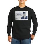 Kennedy - Washington Long Sleeve Dark T-Shirt
