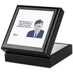 Kennedy - Washington Keepsake Box