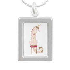 Borzoi Princess Gold/Tan Necklaces