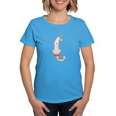 Borzoi Princess Gold/Tan T-Shirt