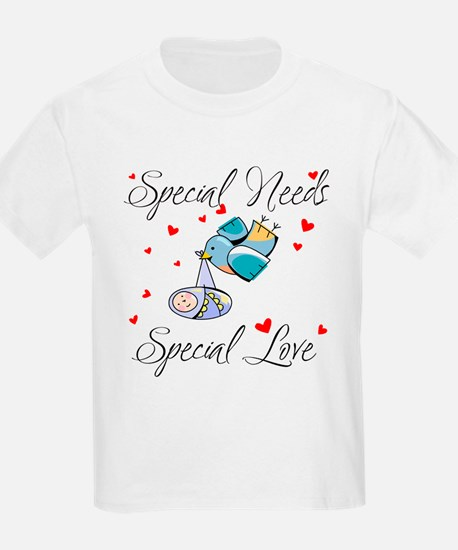 Special Needs...Special Love T-Shirt