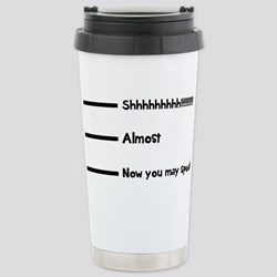 Stainless Steel Travel Mugs (16 oz)