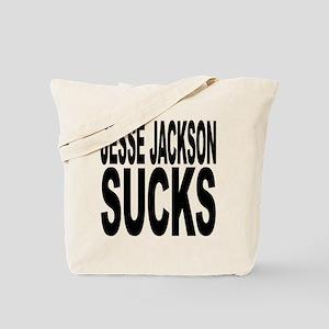 Jesse Jackson Sucks Tote Bag
