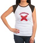 Lifeguard Women's Cap Sleeve T-Shirt