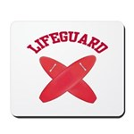 Lifeguard Mousepad