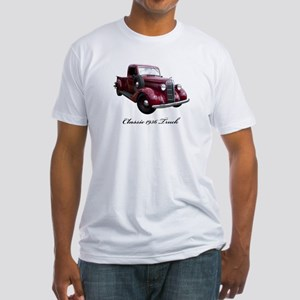 1936 Old Pickup Truck Fitted T-Shirt