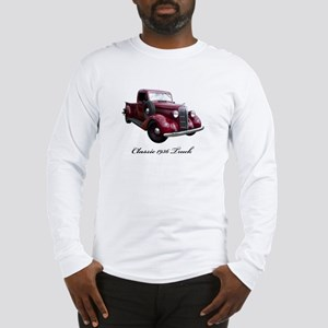 1936 Old Pickup Truck Long Sleeve T-Shirt