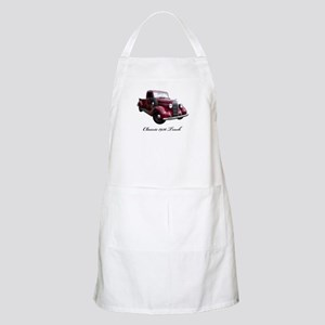 1936 Old Pickup Truck Apron