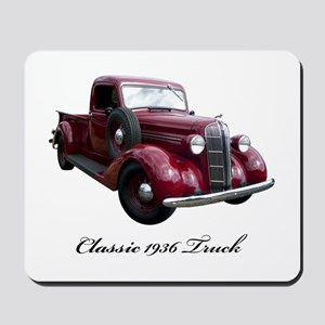 1936 Old Pickup Truck Mousepad