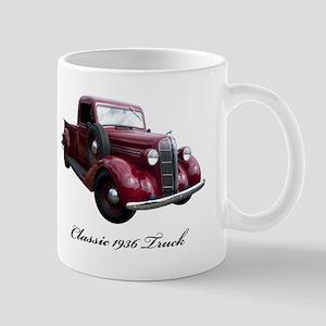 1936 Old Pickup Truck Mug