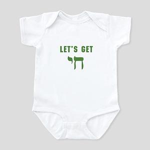 Let's Get Chai Infant Bodysuit