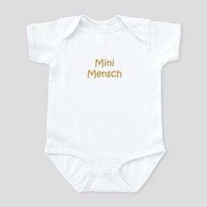 mini mensch Infant Bodysuit