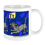 T is for Theow Mug