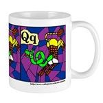 Q is for Questing Beast Mug