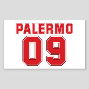 PALERMO 09 Rectangle Sticker