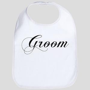 Groom Bib