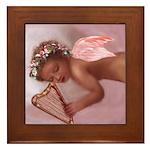 Angel #107 : Framed Tile