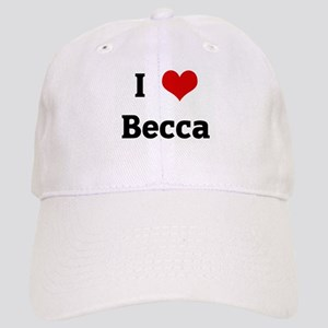 I Love Becca Cap