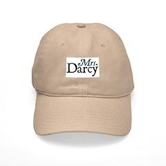 Jane Austen Mrs. Darcy Baseball Cap