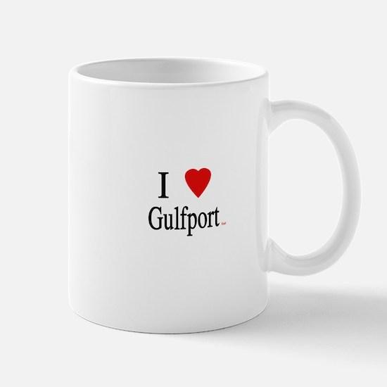 Gulfport Mug