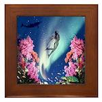 Angel #60 : Framed Tile