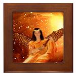 Angel #209 : Framed Tile
