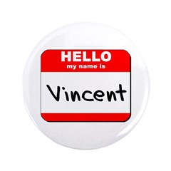 Hello my name is Vincent 3.5