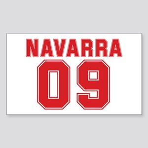 NAVARRA 09 Rectangle Sticker