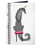 Borzoi Princess Grey Journal