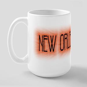 New Orleans Lives! Large Mug