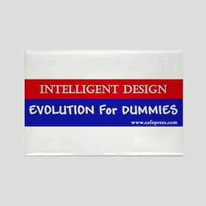 Evolution for Dummies Rectangle Magnet